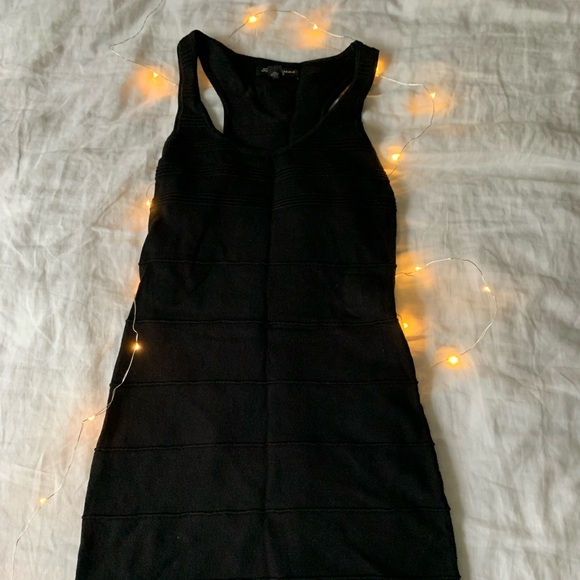 Comfy Black Dress